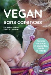 Vegan sans carences
