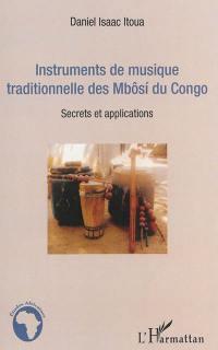 Instruments de musique traditionnelle des Mbôsi du Congo