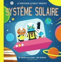Le professeur Astrocat présente le système solaire