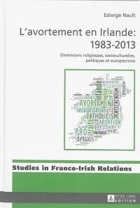 L'avortement en Irlande