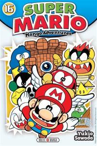 Super Mario : manga adventures. Volume 16