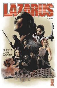 Lazarus. Volume 6, X + 66