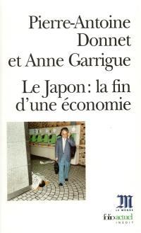 Japon, la fin d'une économie