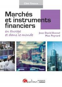 Marchés et instruments financiers en Europe et dans le monde