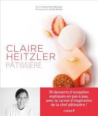 Claire Heitzler, pâtissière
