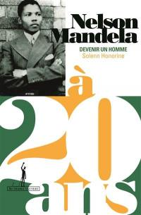 Nelson Mandela à 20 ans