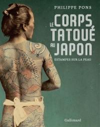 Le corps tatoué au Japon