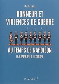 Honneur et violences de guerre au temps de Napoléon