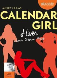 Calendar girl, Hiver