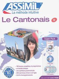 Le cantonais