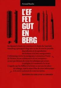 L'effet Gutenberg