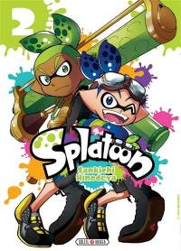Splatoon. Volume 2