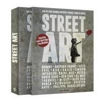 Street art : les 20 plus grands artistes livrent leurs secrets