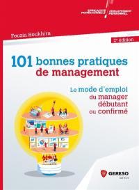 101 bonnes pratiques de management