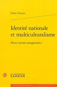 Identité nationale et multiculturalisme