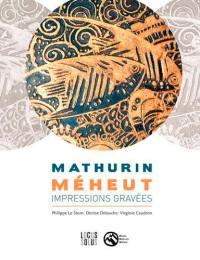Mathurin Méheut : impressions gravées