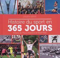 Histoire du sport en 365 jours