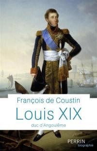 Louis XIX, duc d'Angoulême