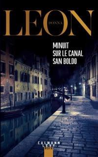 Une enquête du commissaire Brunetti, Minuit sur le canal San Boldo