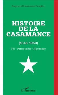 Histoire de la Casamance (1645-1960)