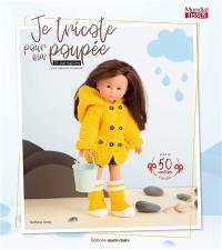 Vêtements de poupées à tricoter