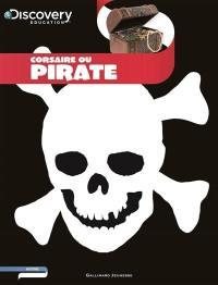 Corsaire ou pirate