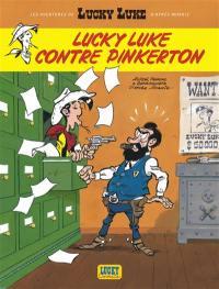 Les aventures de Lucky Luke d'après Morris. Volume 4, Lucky Luke contre Pinkerton