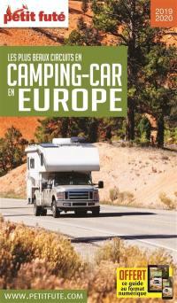 Les plus beaux circuits en camping-car en Europe