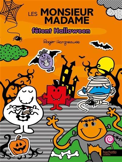Les Monsieur Madame fêtent Halloween : activités