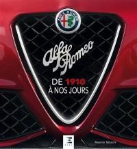 Alfa Romeo : de 1910 à nos jours