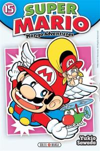 Super Mario : manga adventures. Volume 15