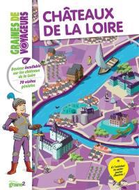 Châteaux de la Loire : deviens incollable sur les châteaux de la Loire : 70 visites géniales