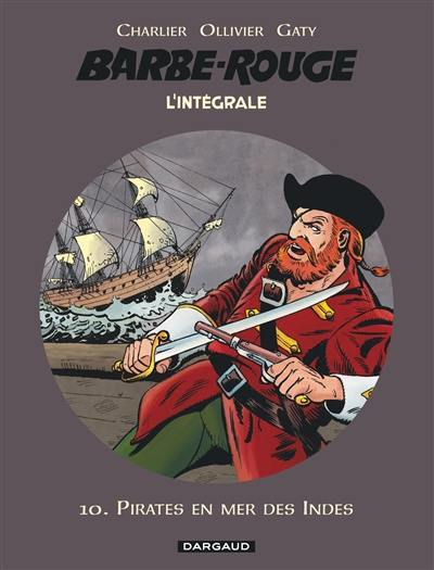 Barbe-Rouge, Pirates en mer des Indes, Vol. 10