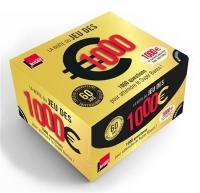 La boîte du jeu des 1.000 euros