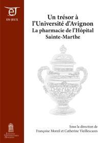 Un trésor à l'Université d'Avignon