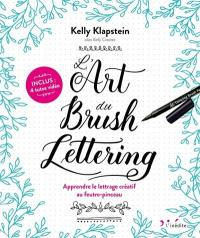 L'art du brush lettering