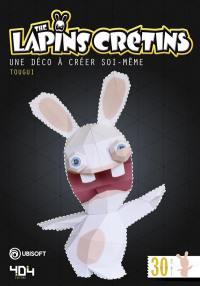 Les lapins crétins : une déco à créer soi-même