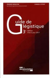 Guide de légistique
