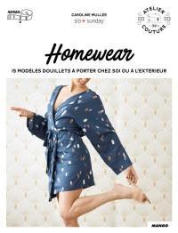 Homewear : 15 modèles douillets à porter chez soi ou à l'extérieur