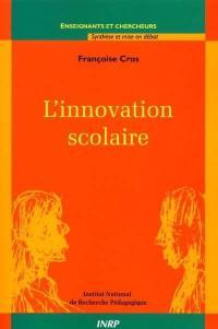 L'innovation scolaire