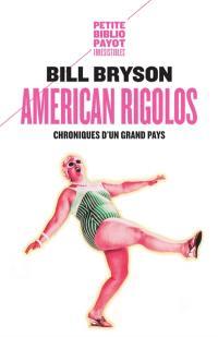 American rigolos : chroniques d'un grand pays