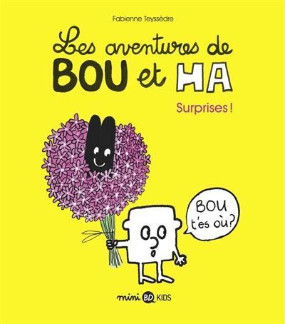 Les aventures de Bou et Ha, Surprises !, Vol. 1