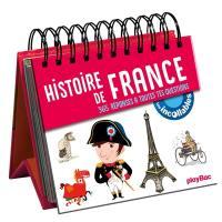 Histoire de France : 365 réponses à toutes tes questions