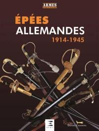 Les épées allemandes : 1919-1945