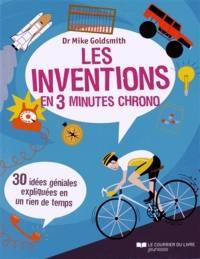 Les inventions en 3 minutes chrono