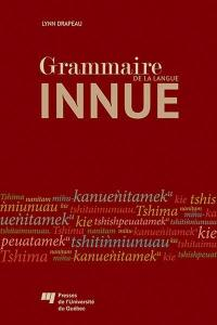 Grammaire de la langue innue