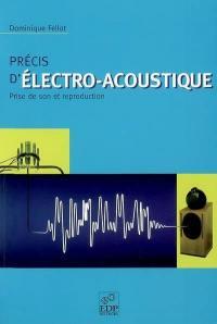 Précis d'électro-acoustique