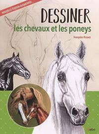 Dessiner les chevaux et les poneys