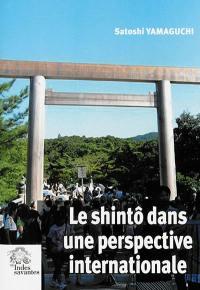 Le shintô dans une perspective internationale