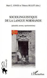 Sociolinguistique de la langue normande